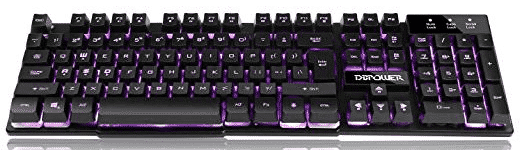 DBPOWER-Three-Colors-Backlit-LED-Keyboard-thumbnail