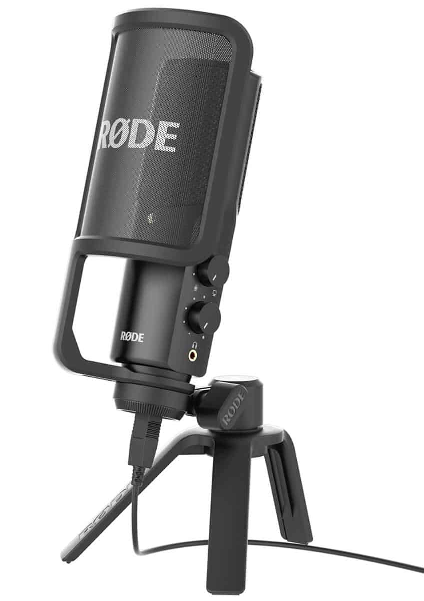Rode NT-USB-Microphone
