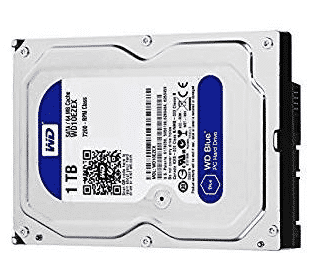 Western-Digital-1TB/7200RPM