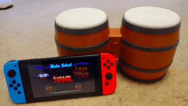 gamecube-donkey-bongo-controllers